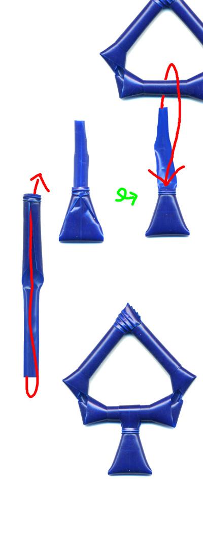 スペード 作り方6