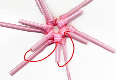 輪花 作り方4