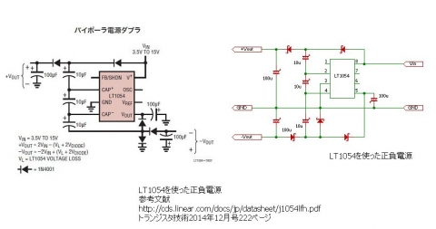 LTC1054正負電源2