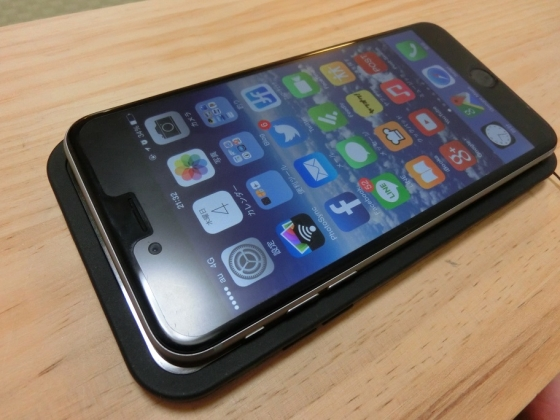 20150602_003_iPhoneとSLIMDiverの大きさを比較する