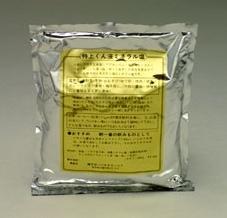 藻塩入特上くん液ミネラル塩500g  5,400円