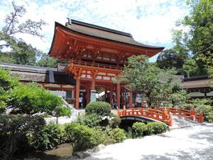 上賀茂神社blogb