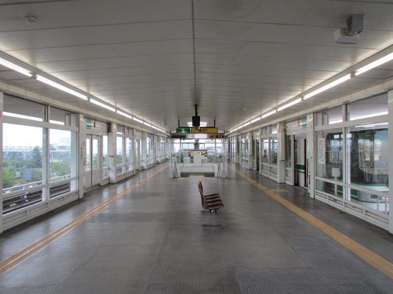 マリンパーク駅1