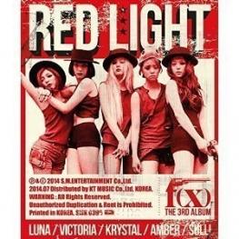The 3rd Album 'Red Light'