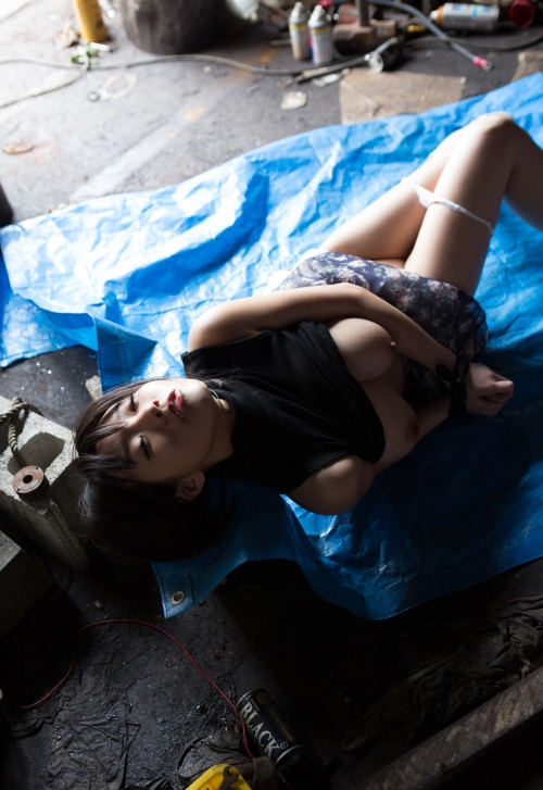 澁谷果歩 Jカップ AV女優 98