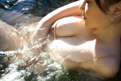 濡れ 透け おっぱい 乳首 47