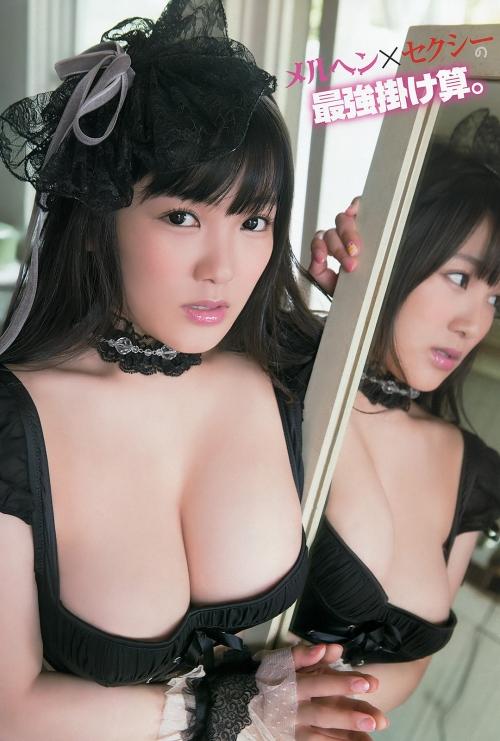 天木じゅん Iカップ グラビア 03