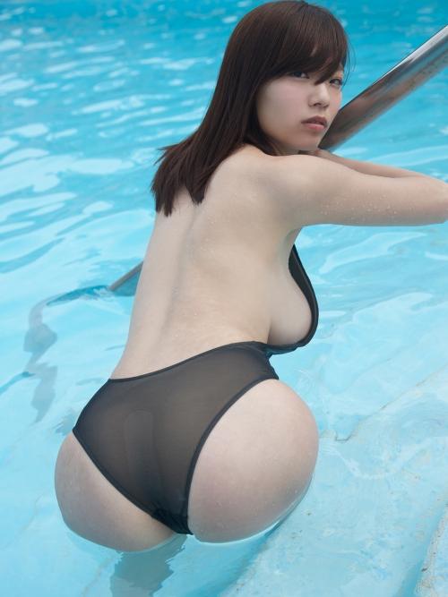 エロ尻 水着 ビキニ 43