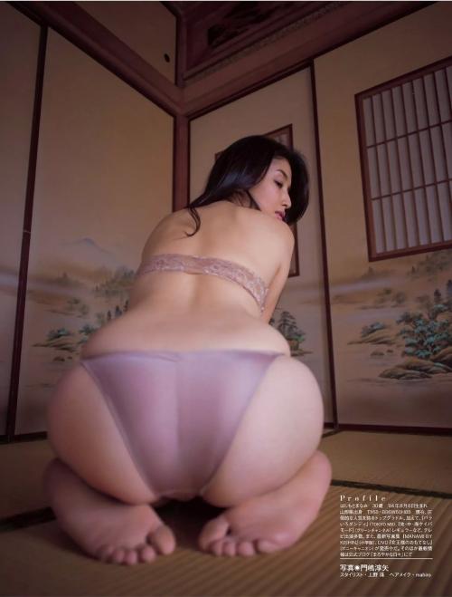 橋本マナミ Gカップ グラビア 08