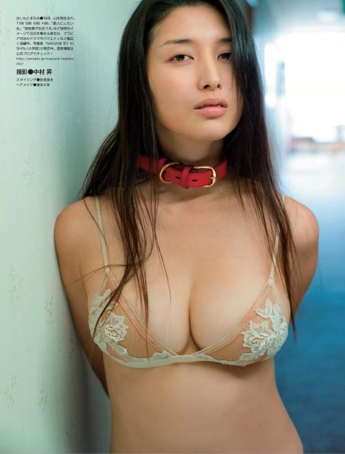 橋本マナミ Gカップ グラビア 14