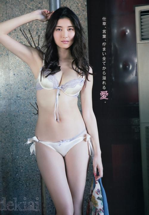 橋本マナミ Gカップ グラビア 32