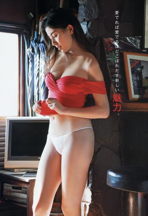 橋本マナミ Gカップ グラビア 34