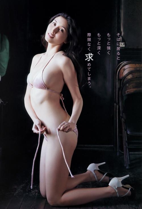 橋本マナミ Gカップ グラビア 36