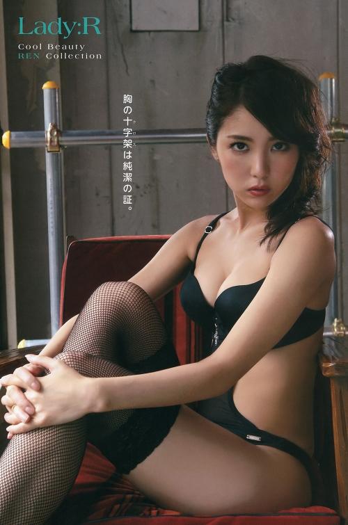 石川恋 Dカップ モデル グラビア 10