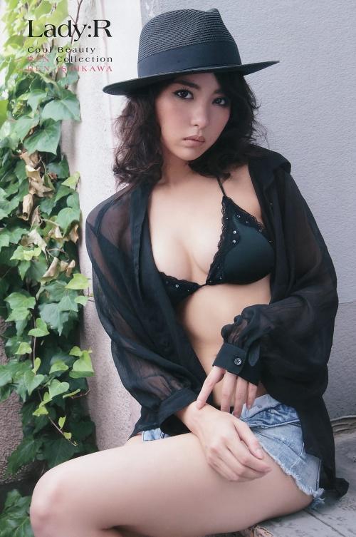 石川恋 Dカップ モデル グラビア 12