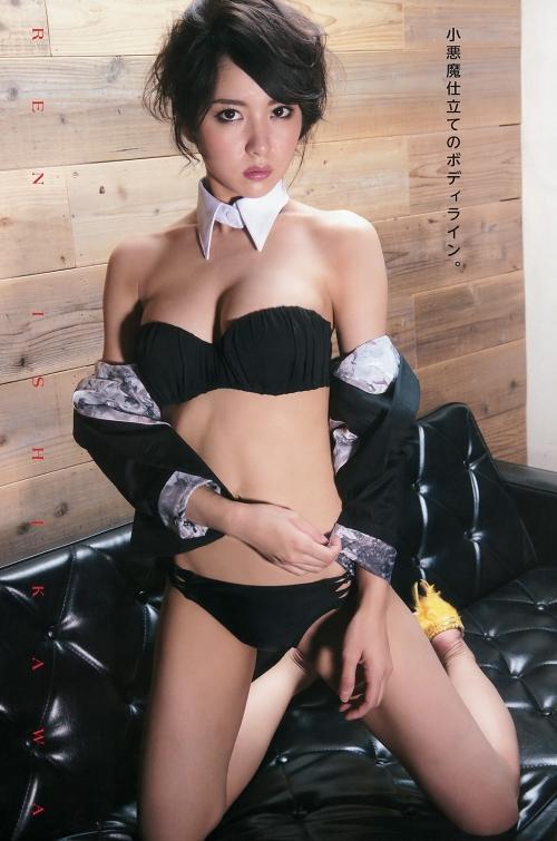 石川恋 Dカップ モデル グラビア 16