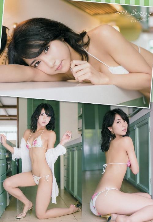 石川恋 Dカップ モデル グラビア 25