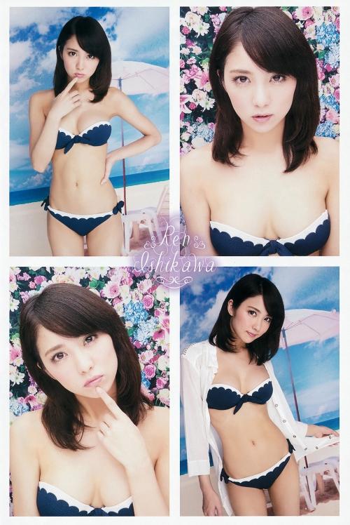 石川恋 Dカップ モデル グラビア 32
