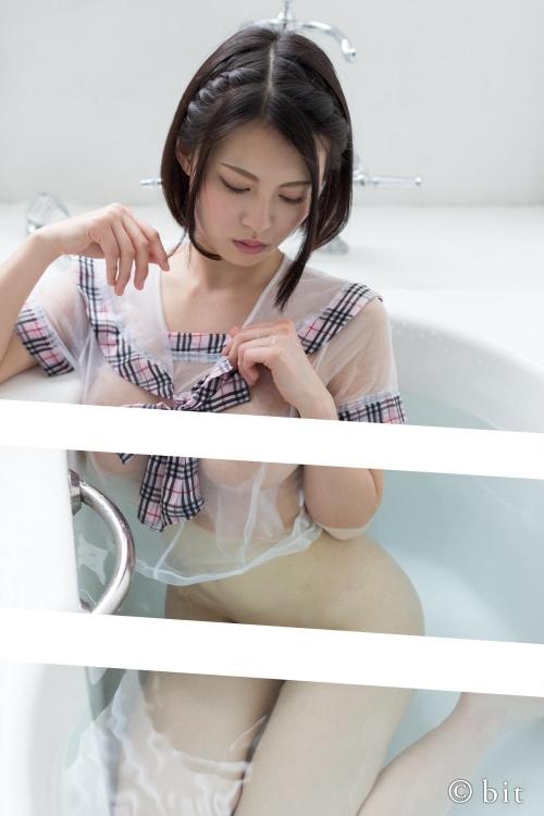 松岡ちな Hカップ AV女優 84