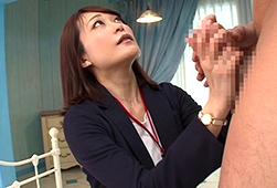 JAPAN一モデルな中間管理職…かも知れないAVメーカー女子店員『織田玲子』がイキまくる最新作