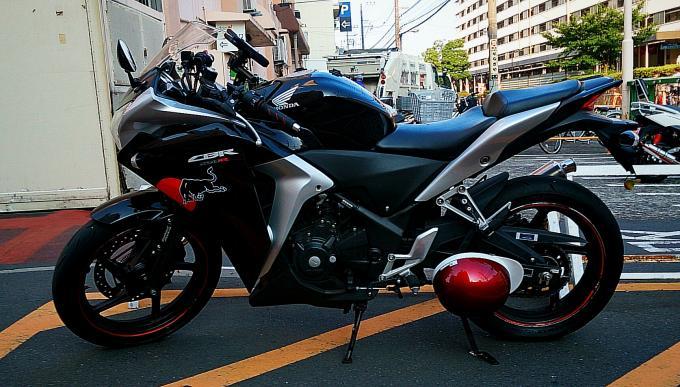 HONDA CBR 250 R_20150802