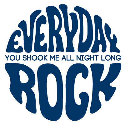 EverydayRock T Shirt caricature