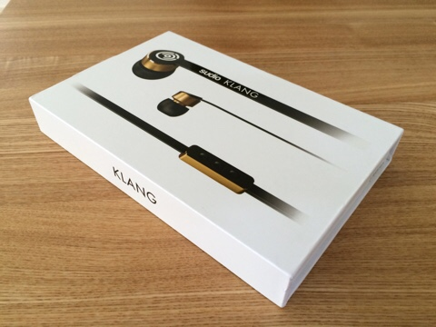 Sudio SUDIO Klang KLANG ブラック 黒 北欧 デザイン イヤフォン スウェーデン オシャレ おしゃれ アクセサリー 高音質 iPhone用イヤフォン Android iTunes