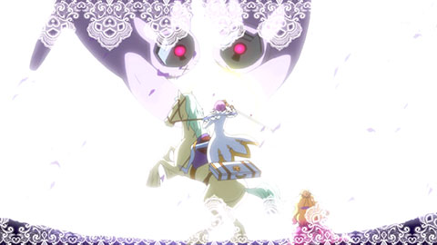 【Go!プリンセスプリキュア】第20回「カナタと再会!?いざ、ホープキングダムへ!」