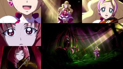【Go!プリンセスプリキュア】第22回「希望の炎!その名はキュアスカーレット!」