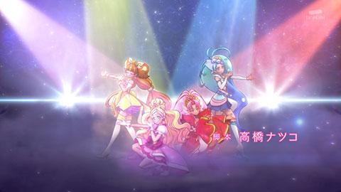 【Go!プリンセスプリキュア】第26回「トワ様を救え!戦うロイヤルフェアリー!」