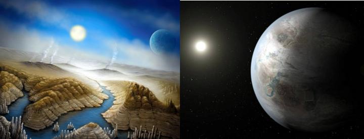 地球のいとこ惑星