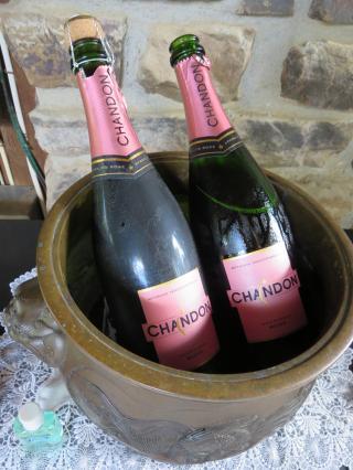 婚約パーティーはピンクのシャンパンで!-4, 2015-7-7
