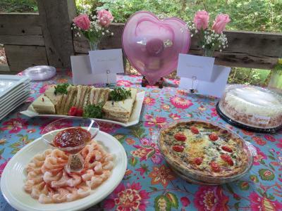 婚約パーティーはピンクのシャンパンで!-3, 2015-7-7