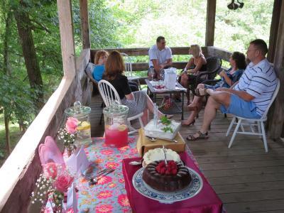 婚約パーティーはピンクのシャンパンで!-12, 2015-7-7