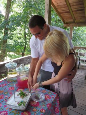 婚約パーティーはピンクのシャンパンで!-10, 2015-7-7