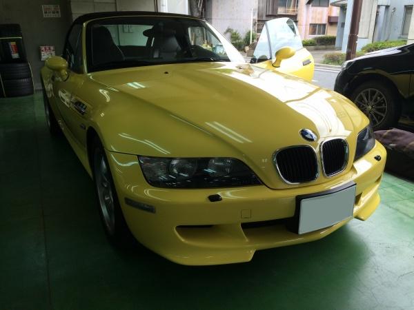 BMW Z3 Mロードスター