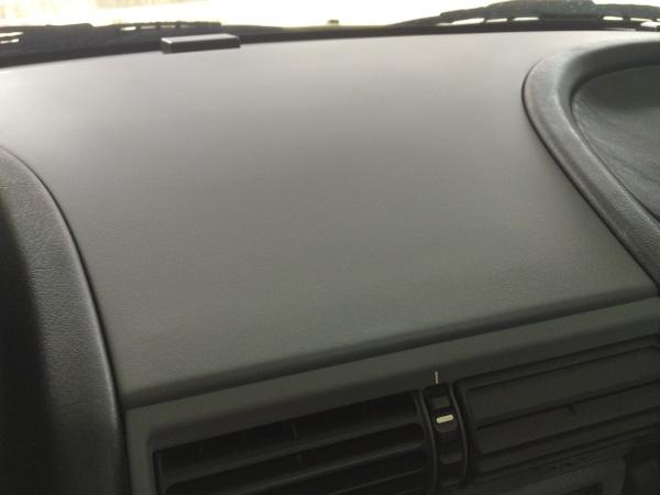 ダッシュボード 傷補修 BMW Z3 Mロードスター
