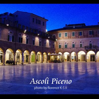 イタリア アスコリピチャーノ 140912
