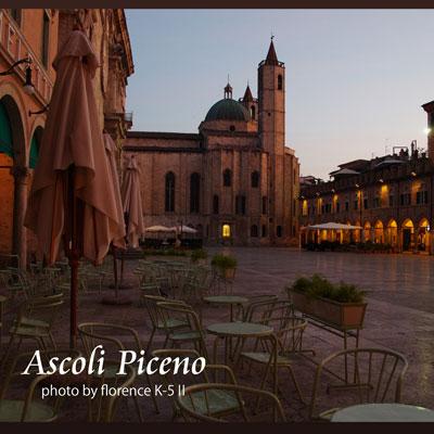 イタリア アスコリピチャーノ140913