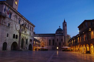 イタリア アスコリピチャーノ140915