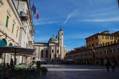 イタリア アスコリピチャーノ140925