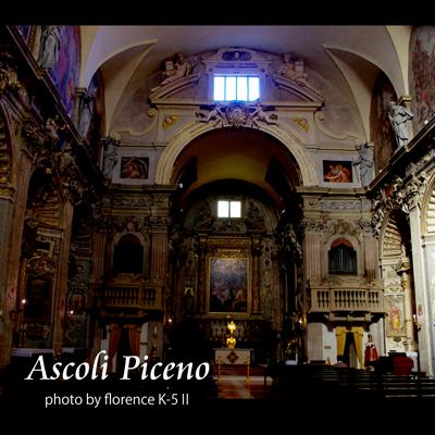 イタリア アスコリピチャーノ140927
