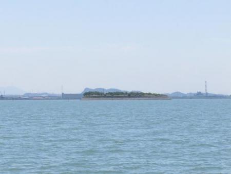 探鳥会人工島 099
