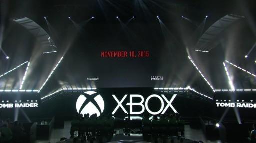 E3 2015]トゥームレイダー新作