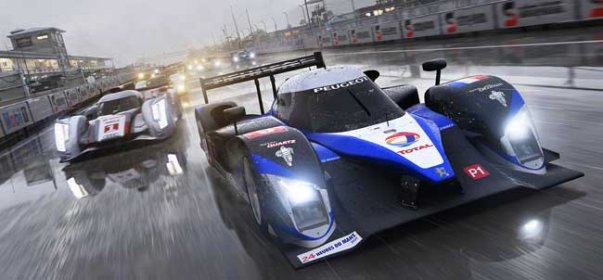 Forza 6 Formula E Cars Racing into Console Debut