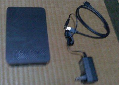 BUFFALO USB3 3TB 開封の儀2