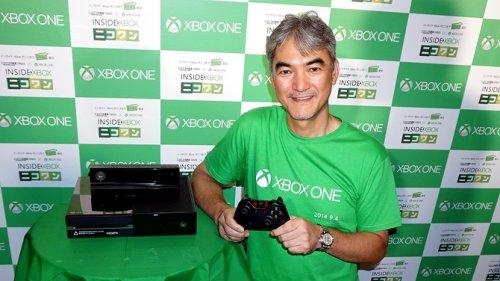かつて日本Xbox事業を担当していた泉水敬氏