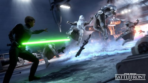 『Star Wars Battlefront』が5部門で受賞!