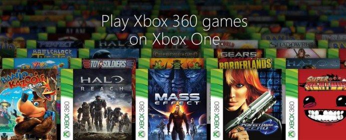 XboxOne対応Xbox360のゲームが続々追加!ヘイローリーチ、ボーダーランズなどなど