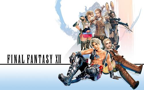 PS4でFF12リメイク発表www